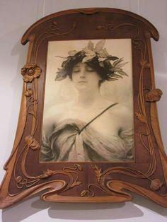 dcaebe327d2 68 Best Art Nouveau Frames images in 2019