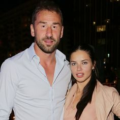Pin for Later: Adriana Lima and Marko Jaric Separate