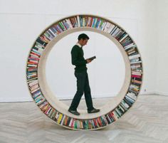 traveling library :)) wouldn't mind having one..or 3.