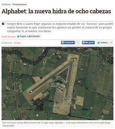 Alphabet : la nueva hidra de ocho cabezas / @eldiarioes   #readyforinnovation #readyforbusiness
