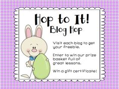 March 15 - 17 you have a chance to win a basket full of lesson plans and 1 lucky winner will win a $100  TN gift certificate.