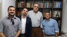 Diretoria do CSP-Bahia reúne-se para alinhar projetos que serão realizados no primeiro semestre