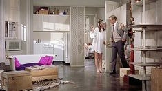 """If """"Breakfast at Tiffany's"""" was shot today, Holly Golightly's apartment would be totally over-styled and idealized. This enviro is perfection."""