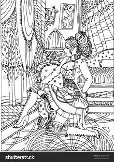 steampunk illustration Shutterstock 360037613