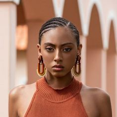 Protective Styles For Natural Hair Short, Thick Natural Hair, Natural Hair Styles, Braided Bun Hairstyles, Natural Afro Hairstyles, African Braids Hairstyles, Hair Twist Styles, Braid Styles, Curly Hair Styles