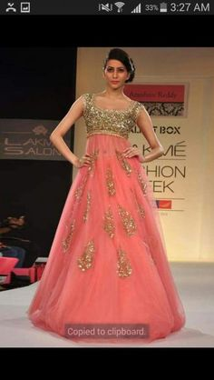 new ideas indian bridal reception dress anarkali Indian Gowns, Indian Attire, Indian Ethnic Wear, Indian Outfits, Indian Clothes, Ethnic Outfits, Sabyasachi Gown, Anarkali Dress, Lehenga Choli