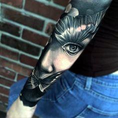45 Damn Good Black and Grey Tattoos Designs - Latest Fashion Trends