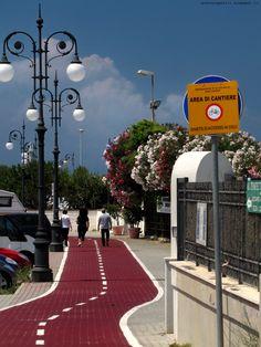 Pista ciclabile di Reggio Calabria
