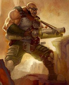 GMorts Chaotica: Iron Kingdoms RPG - Brotherhood of the Rail