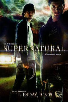 Supernatural - Season 1 - Promo Poster