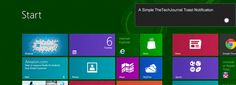 [Tutorial] How To Handle Notifications In Windows 8 - You can disable Toast notification in Windows 8 for a certain application or system-wide and in this tutorial I will show you how to do that. [Click on Image Or Source on Top to See Full News]