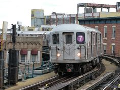 7 Train in Action