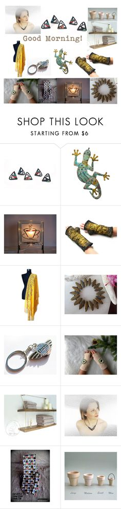 """""""Good Morning!"""" by deuno ❤ liked on Polyvore featuring beauty"""