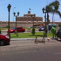 Real Felipe castle,Callao,Peru