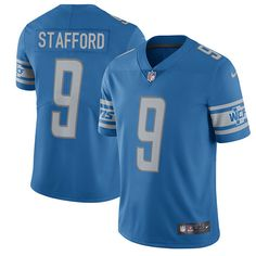 Buccaneers Gerald McCoy jersey Nike Lions #9 Matthew Stafford Blue Team Color Men's Stitched NFL Vapor Untouchable Limited Jersey Corey Davis jersey Chiefs Marcus Peters 22 jersey