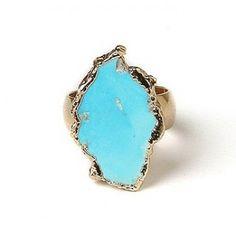 Sleeping Beauty Turquoise Ring...sooo tempted to indulge myself