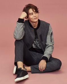 Joo Won and Seolhyun model comfortable 'Mind Bridge' fall wear | allkpop.com