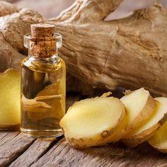 Eigenes Parfum selber mischen - Parfum Rezept: Würziges Parfum mit Ingwer