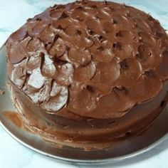 Peanut Butter Cake - Allrecipes.com