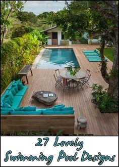 21 Ridiculously Magnificient Swimming Pools That Will Make Your Jaw Drop