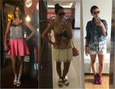 Looks da Luli: Janeiro! #Fashion #Moda #LookdaLuli #Lookdodia #OOTD