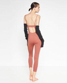 Imagem 5 de FATO-MACACO BALLET DECOTE COSTAS da Zara