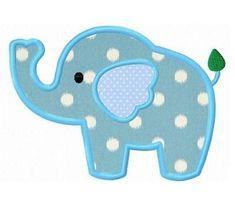 elephant applique template ile ilgili görsel sonucu