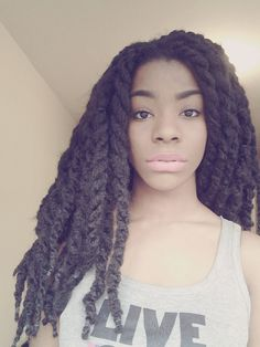 I think this is Senegalese twist