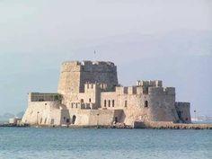 Castles in Europe: Greece