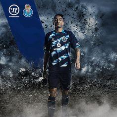 FC Porto 2014-15 Warrior Away