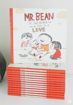 For such a little dog, Mr. Bean is kind of a big deal. This cute children's book is not only a sweet and educational read, but is making a huge impact as well. Read on about the charitable idea (and real-life dog!) that inspired this light-hearted and family-focussed book over on Think.Make.Share., a blog from the creative studios at Hallmark!