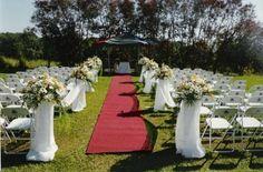Explore 11 Modelos de Decoração de Casamento em sitio que vão inspirar você no momento em que for realizar a decoração do casamento no sitio.
