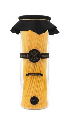pasta Beautiful Examples of Creative Packaging Design