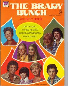 The Brady Bunch Activity Book