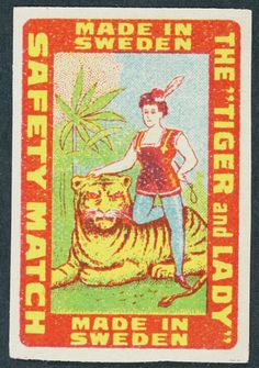 The Tiger and Lady