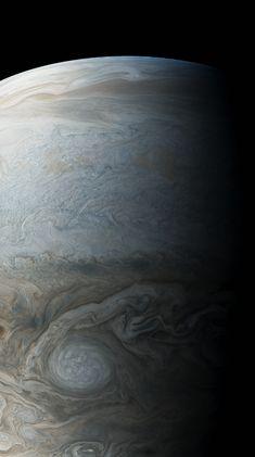 Jupiter's northern hemisphere