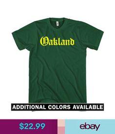 T-Shirts Oakland T-Shirt - Gothic - 510 East Bay Area California Raiders A's - Xs-4Xl #ebay #Fashion