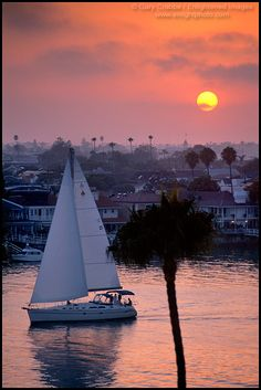 Corona del Mar, Newport Beach, California