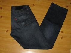 Levis 514 Mens Levi Blue Jeans 30 X 32 Slim Straight #Levis #ClassicStraightLeg