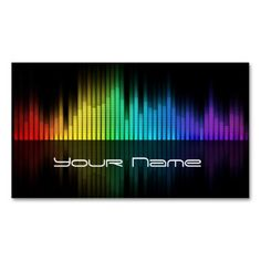 Best DJ Business Cards To Help You Get The Best Jobs | WebNuggetz.com