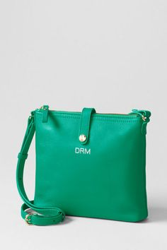 Landmark Weston Crossbody Bag  green