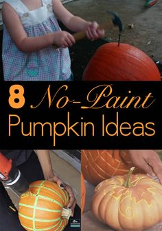 Have you decorated your pumpkin yet?