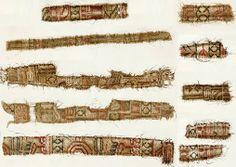 De la soie persane dans les sépultures vikings | Les découvertes archéologiques