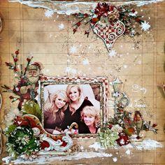 December Challenge - Creative Embellishments