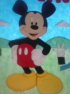 Mickie mouse