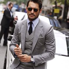 Gandy the Legend. A Man's style icon.
