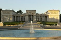 Legion of Honor Museum Admission Perched on the headlands above the Golden Gate Bridge is the California Palace of the Legion of Honor. This unique art museum is one of San Francisco's greatest treasures, and its spectacular setting is made even more dramatic by the impressive French neoclassical building. Explore an extensive collection of European paintings and sculptures, ancient Mediterranean art and the largest collection of works on paper in the American West, and ...