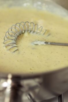 Vanillesauce, selbst gemacht