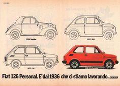 Fiat 126 / topolino /500