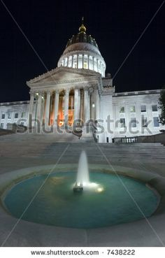 capital building Charleston, West Virginia - Google Search